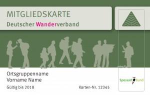 DWV-Mitgliedskarte