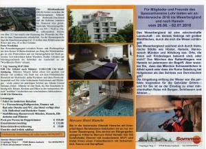 Faltblatt Wanderwoche 2016 ins Weserbergland-Seite 1